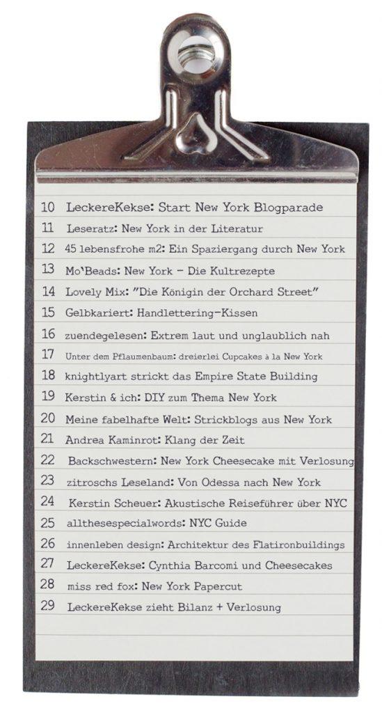 New York City | Eine Bloggerreihe mit Gewinnspielen, DIYs, Rezepten und vielem mehr / Mo'Beads / Monika Thiede