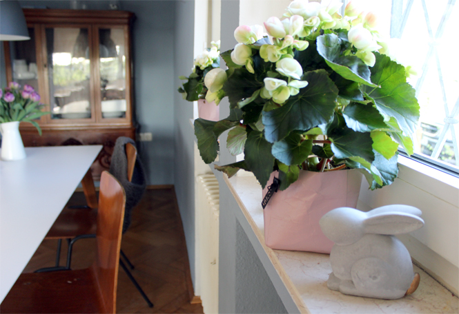 Mein Esszimmer Teil 3 - Endlich der perfekte Tisch zum Schnäppchenpreis / Mo'Beads / Monika Thiede