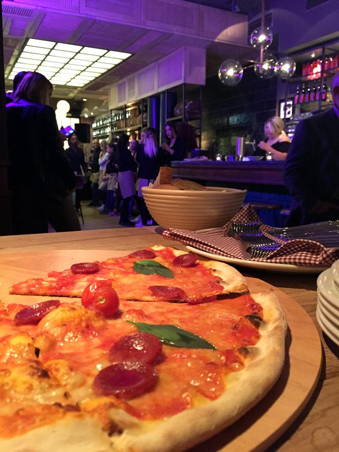 #AusdemPott | Neueröffnung der L'Osteria in Essen-Rüttenscheid/ Mo'Beads / Monika Thiede