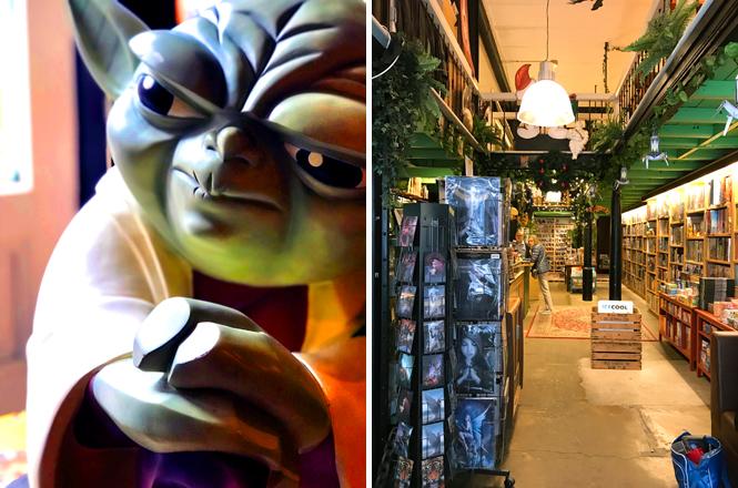 Um die Ecke im Kultur- und Shopping-Paradies Enschede