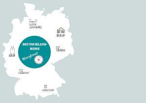 Bloggerreihe Deutschlandreise