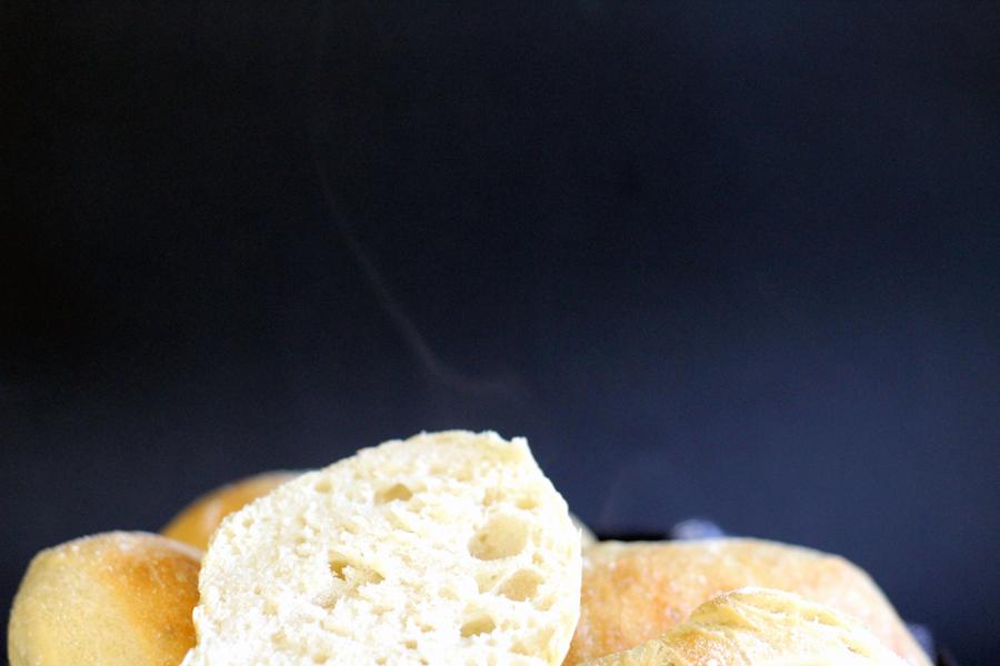 Selbstgebackene Brötchen - schnell und nicht nur für Sonntage