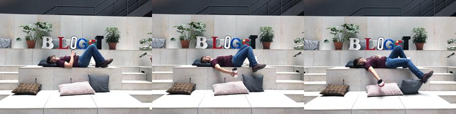 Vernetzt wachsen mit BLOGST18